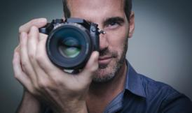 Shot by Jordan Freed, showing ability to hold a camera