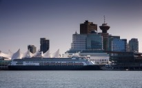 Holland America Line's Volendam in Vancouver
