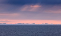 Heading to the inside passage
