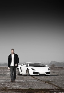Shot by Phil Steinhardt, car supplied by me.