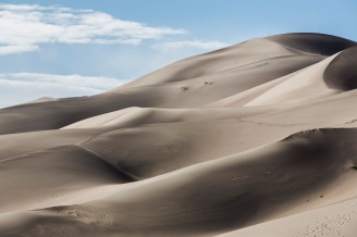 The great dunes