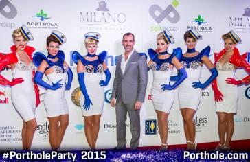Porthole Party 2015, Ft Lauderdale, Florida
