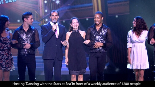 Dancing with the Stars at Sea